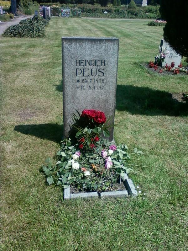 Tombo di Peus
