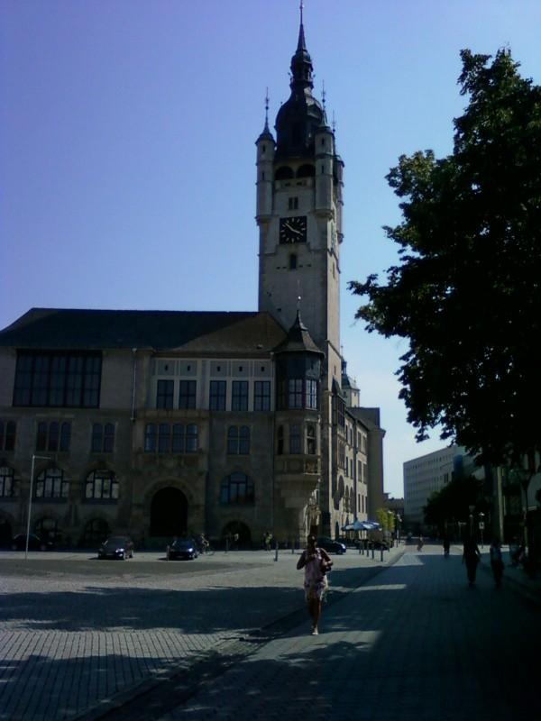 Urbo centro di Dessau