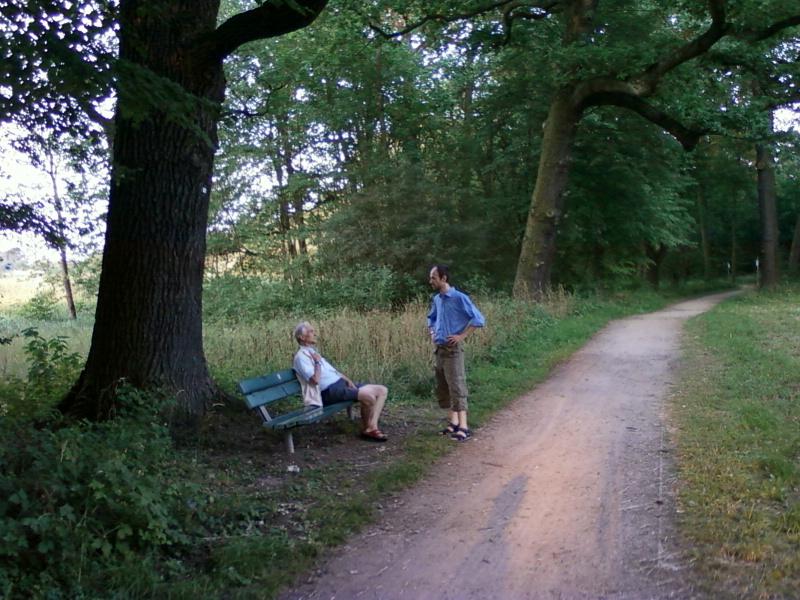 Parko di Groß-Kühnau - 1km de la albergo
